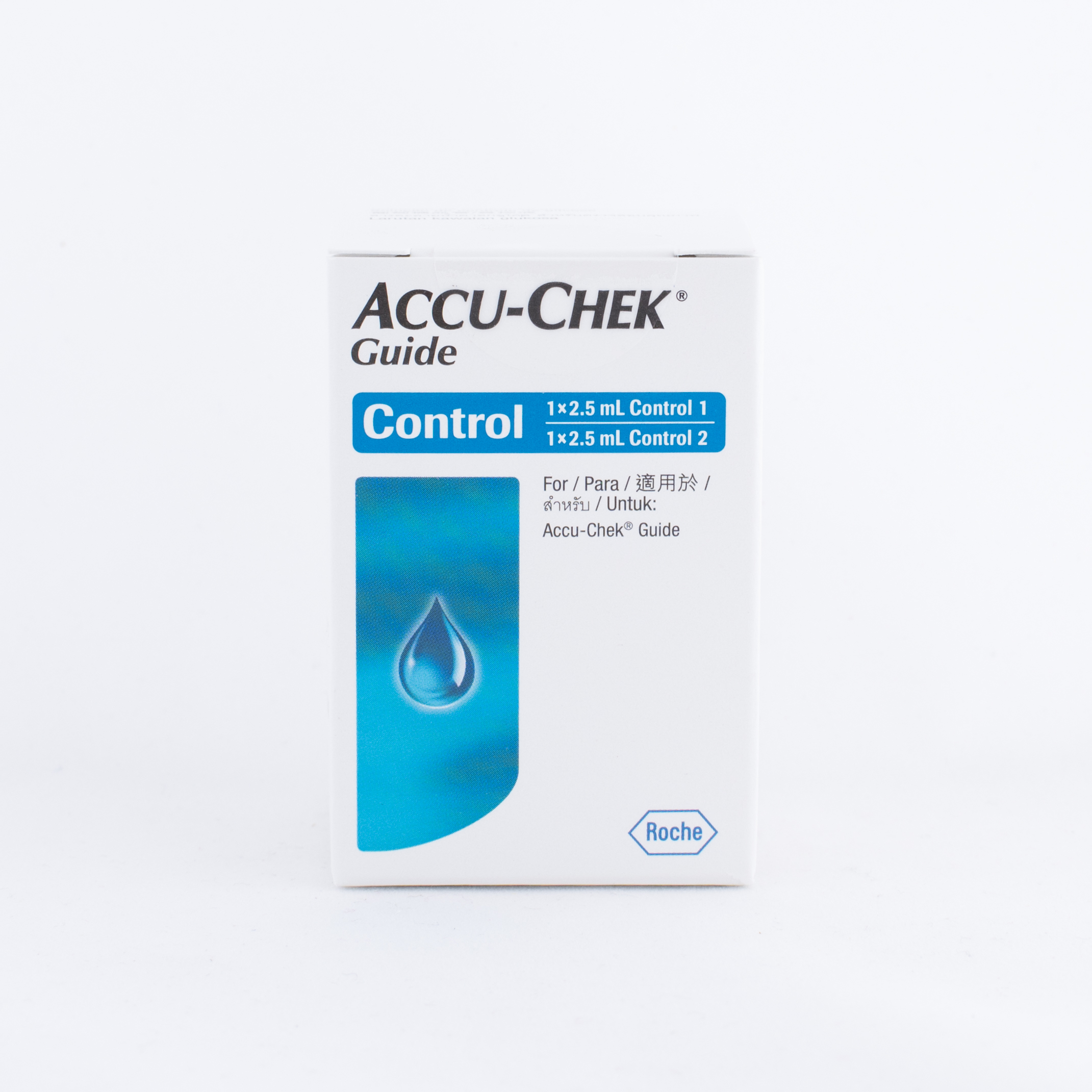 Accu Check Guide Control Solution H38