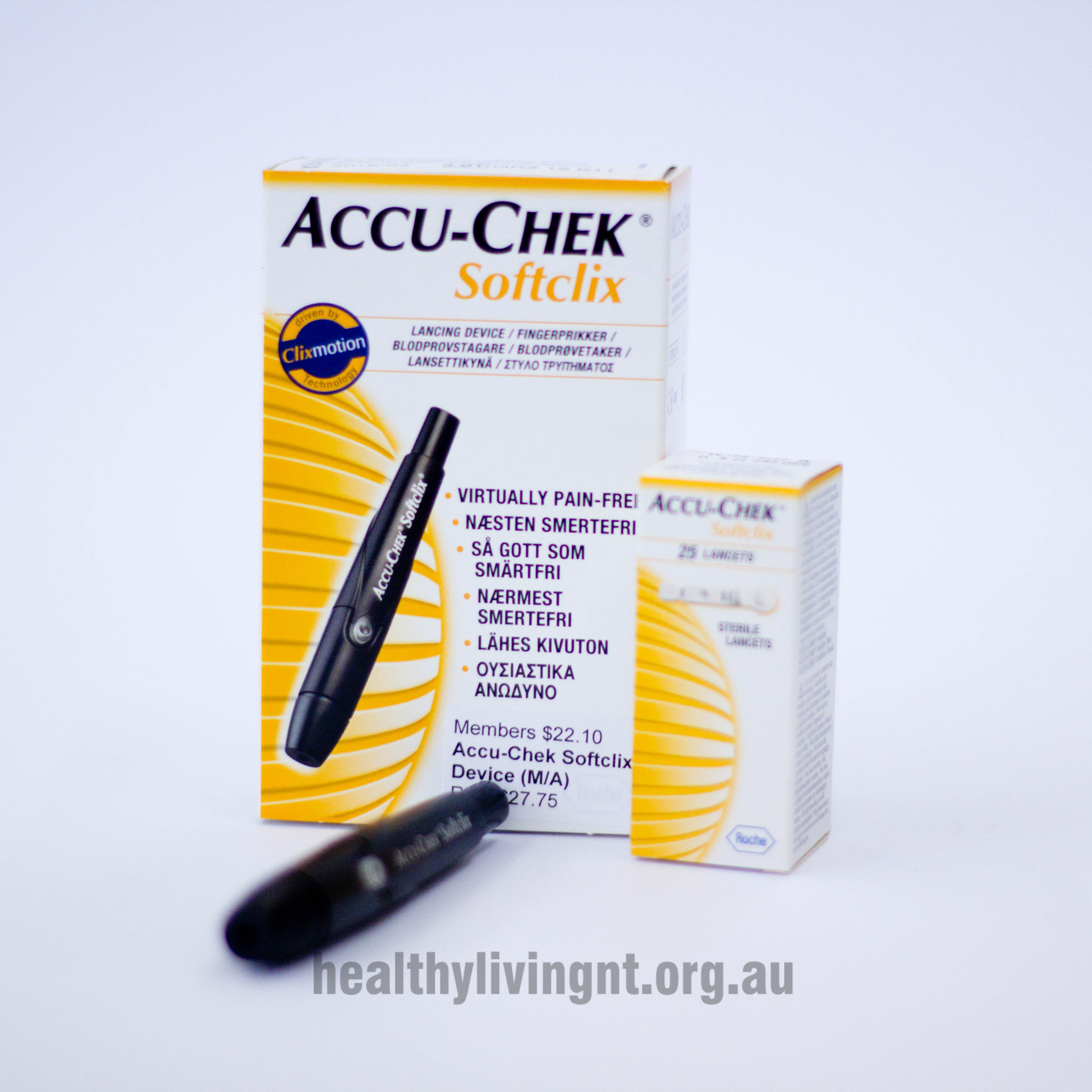 Accu-Check Softclix Device Kit