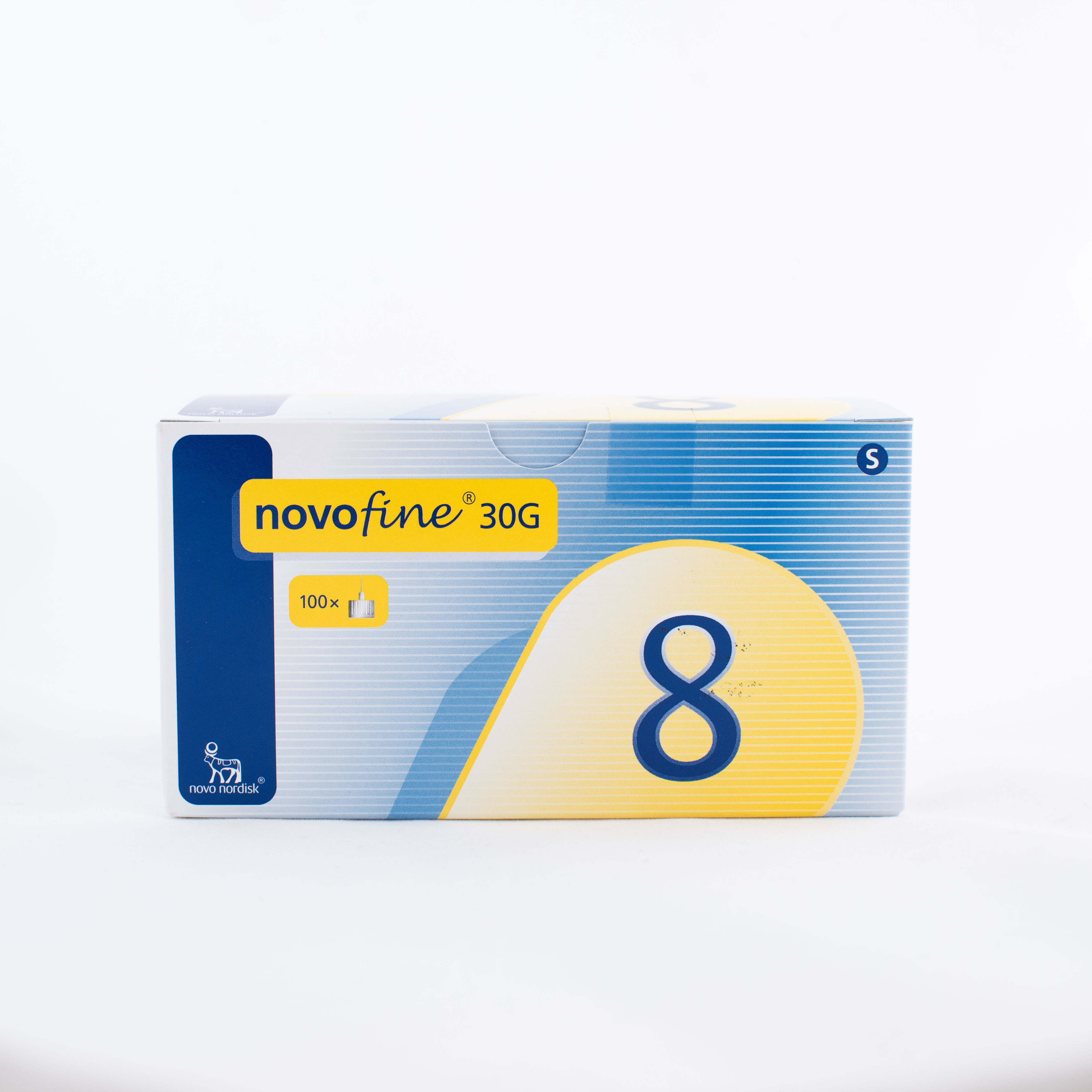 Novo Fine Pen Needle 30G 8mm