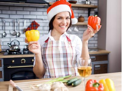 Healthy Cooking for Christmas