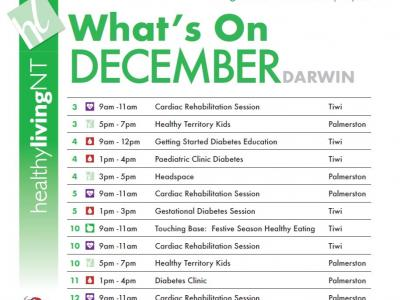 Whats On December 2019