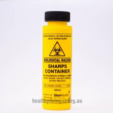 Bio Can Sharps Container 250ml